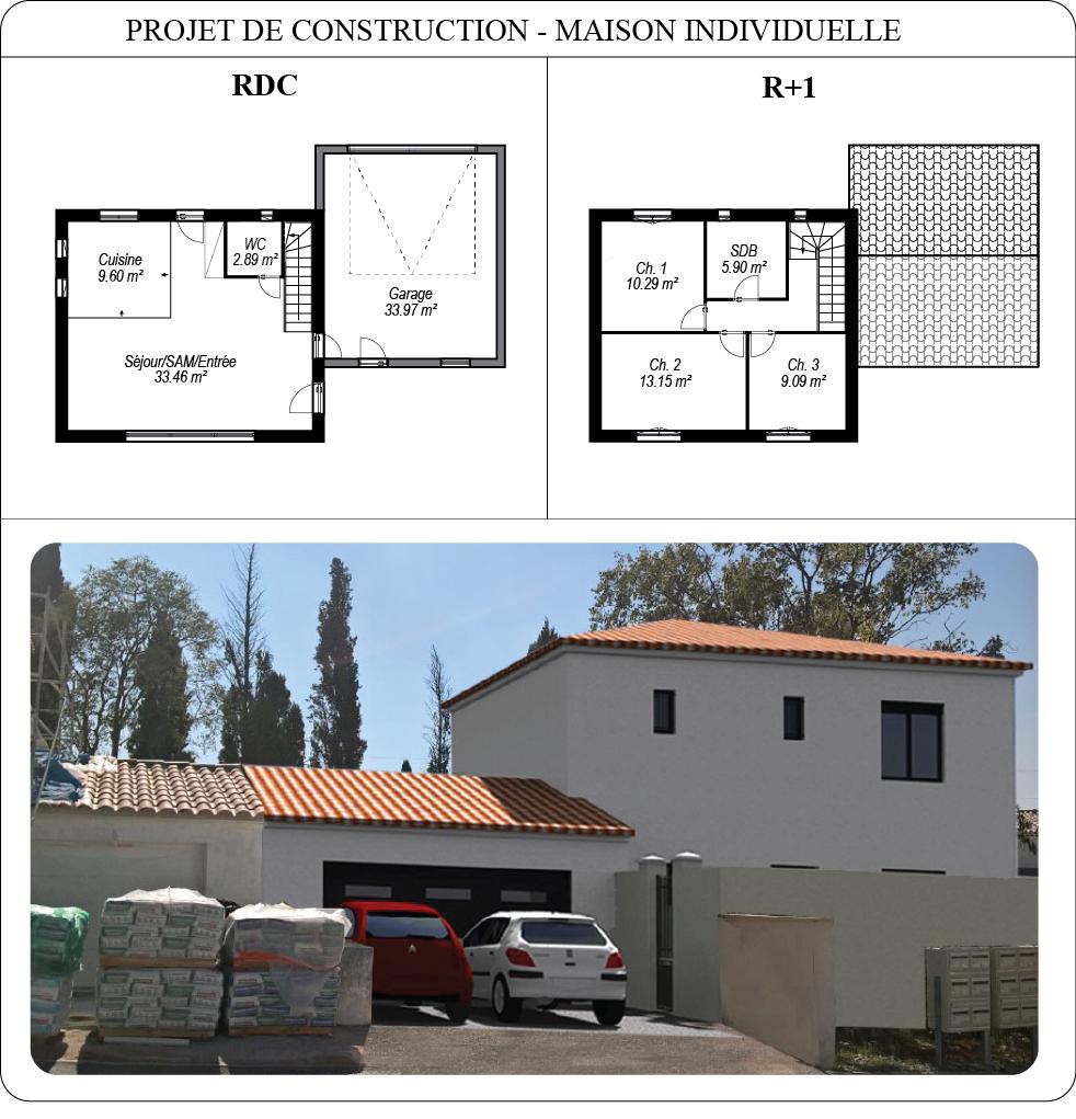 Permis de construire maison individuelle for Permis construire maison individuelle